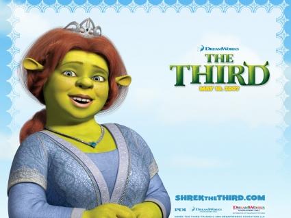 Shrek 3 Queen Wallpaper Shrek 3 Movies