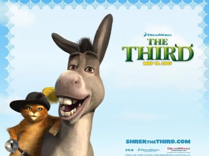 Shrek Donkey Wallpaper Shrek 3 Movies