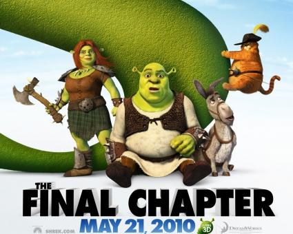 Shrek Forever After Official