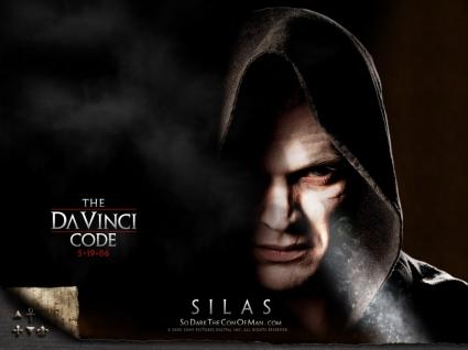 Silas Wallpaper The Da Vinci Code Movies