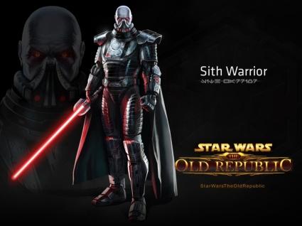 Sith Warrior Wallpaper Star Wars Games