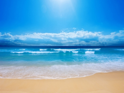 Small Wave Wallpaper Beaches Nature