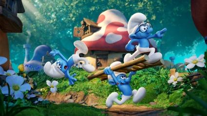 Smurfs 3 The Lost Village