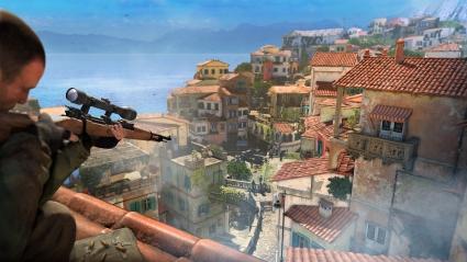 Sniper Elite 4 4K