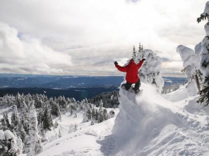Snowboarder Wallpaper Snowboarding Sports