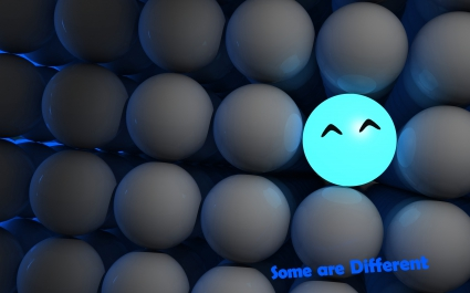 Some are Different