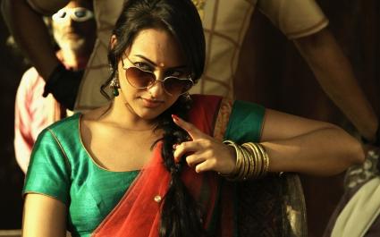 Sonakshi Sinha in Joker