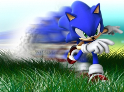 Sonic Wallpaper Cartoons Anime Animated