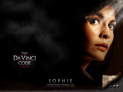 Sophie Wallpaper The Da Vinci Code Movies