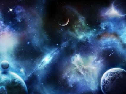 Spacescape Wallpaper Space Nature