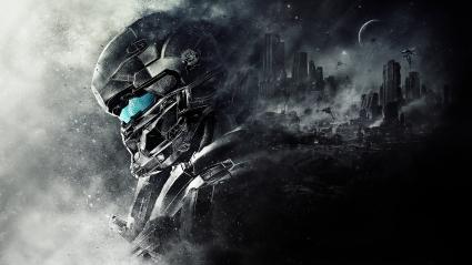 Spartan Locke Halo 5 Guardians