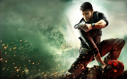 Splinter Cell Conviction (2010) Game