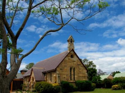 St John s Anglican Church Wallpaper Australia World