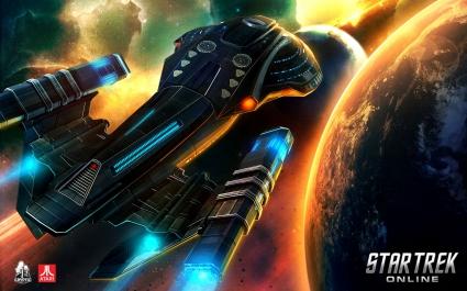 Star Trek Online Game