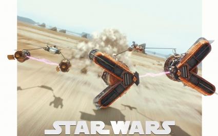 Star War Episode I 3D