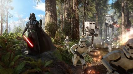 Star Wars Battlefront Darth Vader