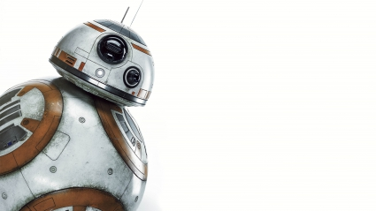 Star Wars BB 8 Droid 4K 5K