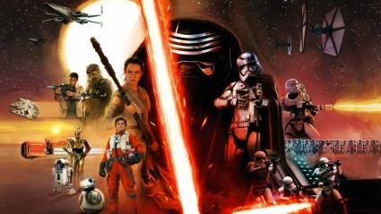 Star Wars Episode VII The Force Awakens Concept