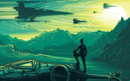 Star Wars The Force Awakens IMAX