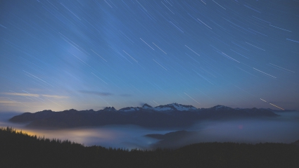 Stars Himmel