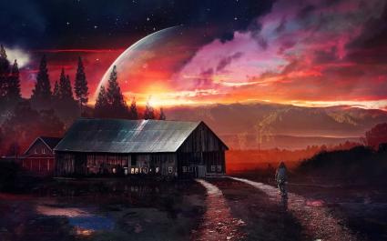 Stars Planet Home