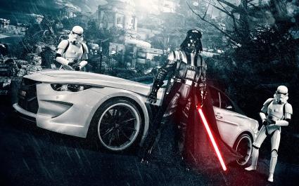 Stormtrooper BMW M6 by Vilner