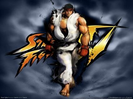 Street Fighter 4   4