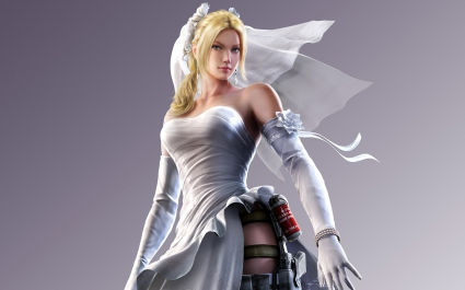 Street Fighter X Tekken Nina Williams