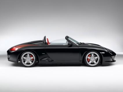 StudioTorino RK Spyder Wallpaper Porsche Cars