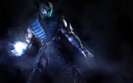 Sub Zero Mortal Kombat X