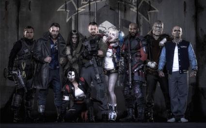 Suicide Squad 2016 Movie