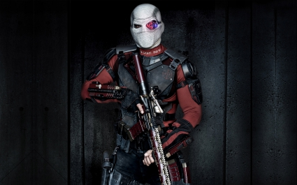 Suicide Squad Will Smith Deadshot