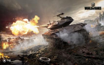 T49 World of Tanks