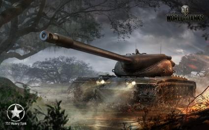 T57 Heavy Tank World of Tanks