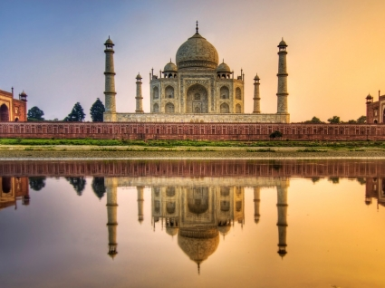 Taj Mahal Wallpaper India World