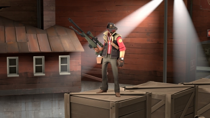 Team Fortress 2 4K