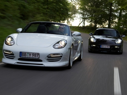 TechArt Porsche Boxster Wallpaper Porsche Cars