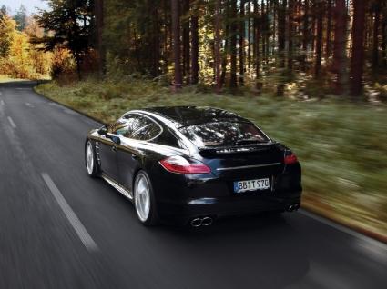 TechArt Porsche Panamera Wallpaper Porsche Cars