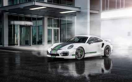 Techart Power Kit for Porsche 911 Turbo
