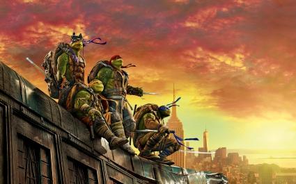 Teenage Mutant Ninja Turtle Out of the Shadows 5K