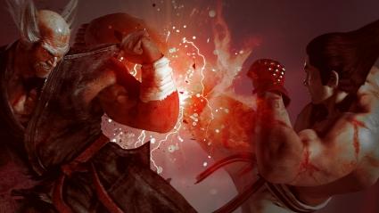 Tekken 7 Heihachi vs Kazuya