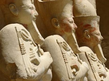 Temple of Hatshepsut Wallpaper Egypt World