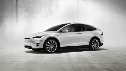 Tesla Model X Concept 2016