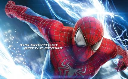 The Amazing Spider Man 2 Movie