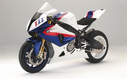 The BMW S 1000 RR Race Bike
