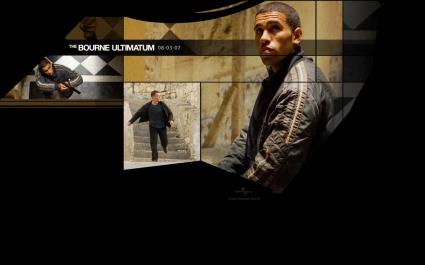 The Bourne Ultimatum Wallpaper Bourne Ultimatum Movies