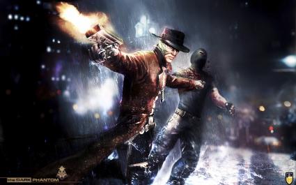 The Dark Phantom Game