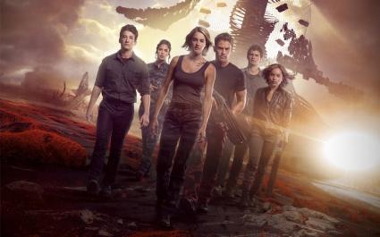 The Divergent Series Allegiant 2016 Movie