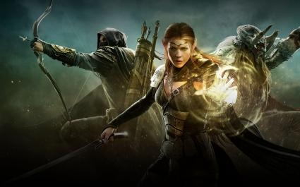 The Elder Scrolls Online Warriors