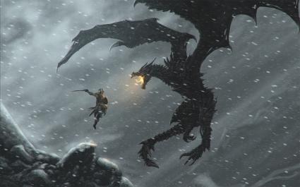 The Elder Scrolls V Skyrim Dragonborn